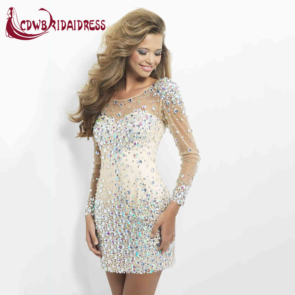 Online Get Cheap Glitter Homecoming Dresses -Aliexpress.com ...
