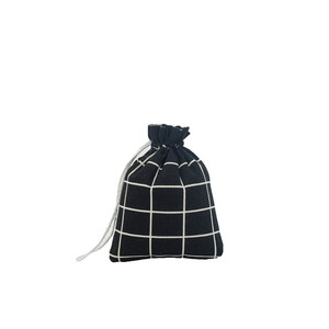 Image 3 - Canasta de almacenamiento de algodón de poliéster, neceser de viaje para zapatos, organizador de tela, cesta, bolsa, cesta de almacenamiento práctica de moda 2019 nuevo