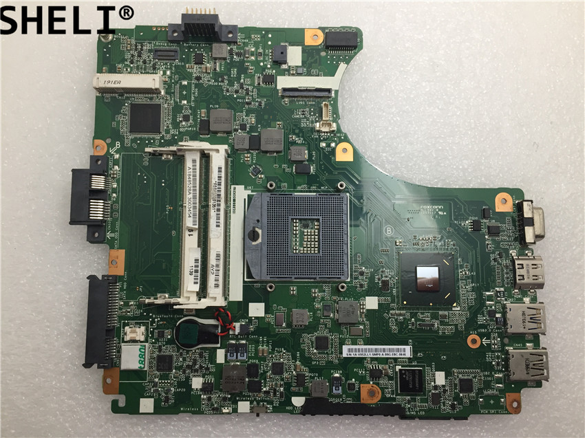 SHELI For Sony MBX 241 Motherboard  A1848528A 1P 0114J00 6013|Motherboards| |  - title=