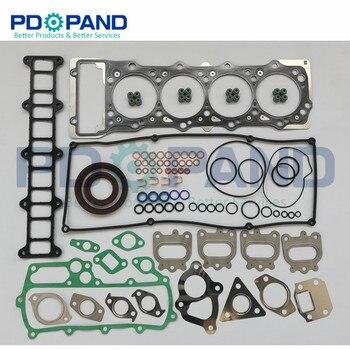4M41 4M41T 4M41-T Completo Motore Ricostruire guarnizione set ME993317 ME883862 Per Mitsubishi PAJERO III Wagon/MONTERO SPORT 3200cc 3.2TD