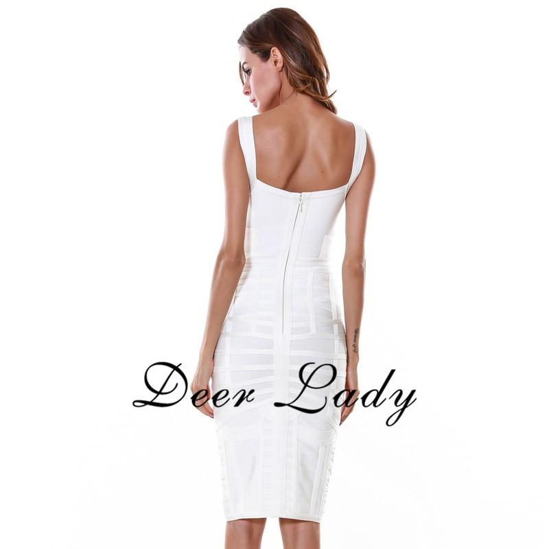 Bustier La Elegante Vestidos 2016 Vestido Nueva Gratis Bandas De Llegada Muy Mujeres Longitud Envío Rodilla Bodycon Grey Vendaje white Blanco TPXzwqT5