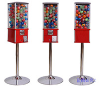 High Quality Cheap Price Coin Operated Games Gumball Capsule Toy Vending Machine (9)