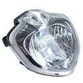 Nueva luz de la lámpara frontal faro de la motocicleta para yamaha yzf fz6 2004-2009 faro