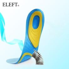 Az ELEFT szilikon gél talpbetétek kényelmes talpbetéteket tartalmaznak a férfi talpbetétek és a talpbetétek számára