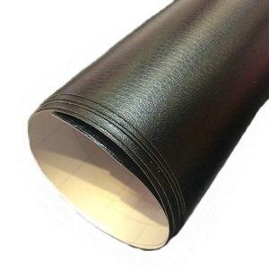 Image 2 - 50*152 cm Modello In Pelle PVC Adesivo Pellicola Del Vinile Decorazione Adesivi Adesivi Per Auto In Fibra di Carbonio Pellicola Dellinvolucro Del Vinile della Bolla di Aria impermeabile IN PVC
