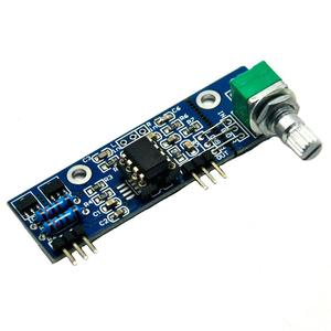 Image 4 - Mini NE5532 Preamplifier Board Com O Potenciômetro de Volume Bordo Terminou