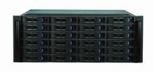 4U 24 диск Hot Plug коробку сервера HD сервера хранения случае S4-06A случае