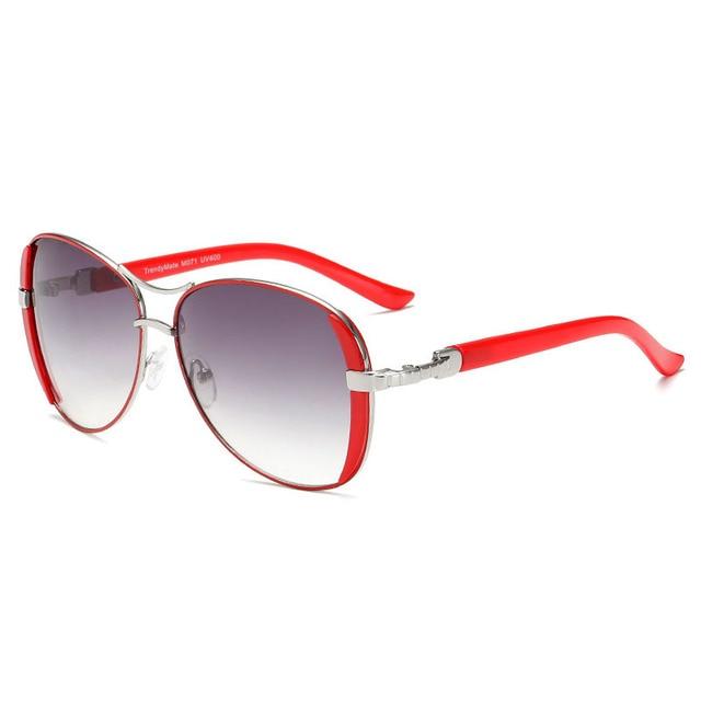Fashion Women Sunglasses Brand Designer Women Vintage Sun Glasses UV400 Lady Sunglass Shades Eyewear Oculos de sol 2