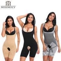 Мисс Moly Для женщин всего тела для похудения нижнее белье Боди Body Shaper Талии Shaper корректирующие послеродовые восстановления Уменьшающ