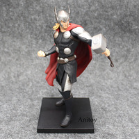 Avengers Marvel Thor Figura Marvel PVC Action Figures Collectible Toys Thor ARTFX + STATUE 1/10 Scale Pre Painted Model Kit 21cm