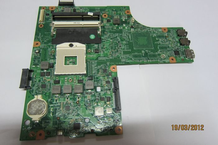 N5010 integrated motherboard for DELL laptop N5010 48.4HH010.11/09909-1