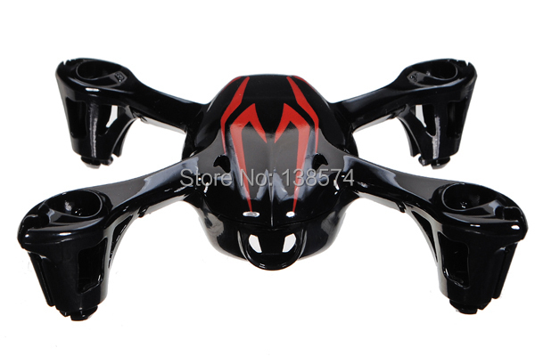 <font><b>Hubsan</b></font> X4 <font><b>H107C</b></font> RC Quadcopter Spare Parts Body Shell H107-a26 image