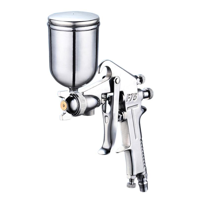 F75 400ML Pistola de pulverización neumática Aerógrafo - Herramientas eléctricas - foto 1