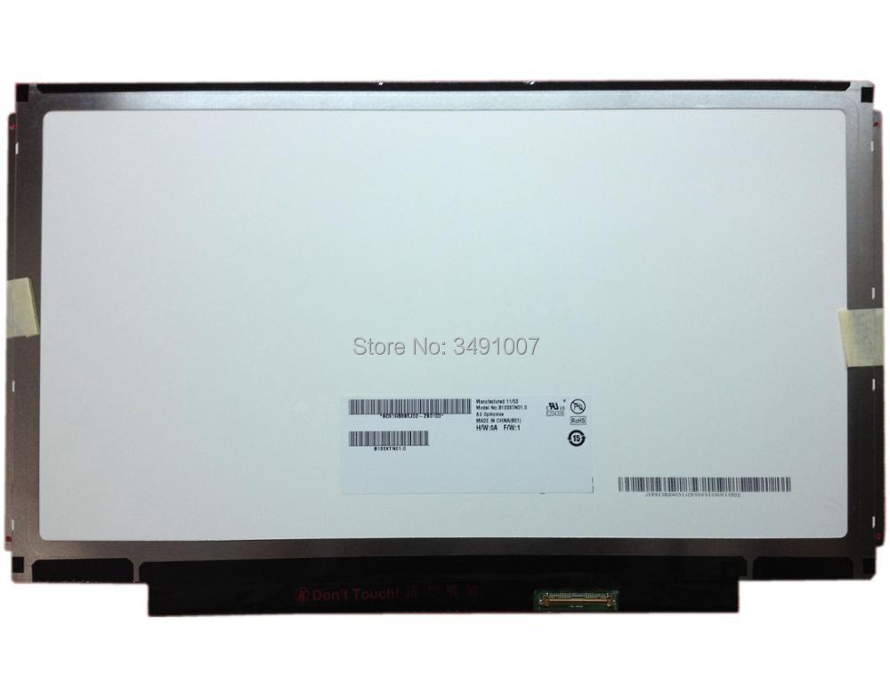 B133XTN01.0 fit B133XW01 V.0 N133BGE-L41 B133XW03 V.1 LP133WH2 TLE1 13.3 SLIM laptop 13 3 led lcd screen panel b133xw01 v 2 b133xw01 v 3 b133xw03 v 2 b133xw03v 3 lp133wh2 tla3 lp133wh2 tla4 n133bge lb1