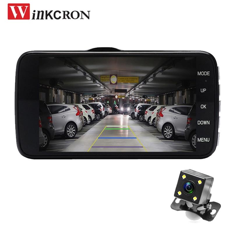 Car DVR Camera Video-Recorder Dash-Cam G-Sensor Night-Vision 170-Degree Full-Hd 1080P