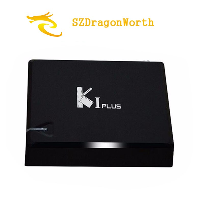 ФОТО k1 plus s2 t2 Amlogic S905 android dvb s2 satellite receiver Quad core 64-bit Support DVB-T2 DVB-S2 1G/8G 4K k1 plus dvb s2 t2