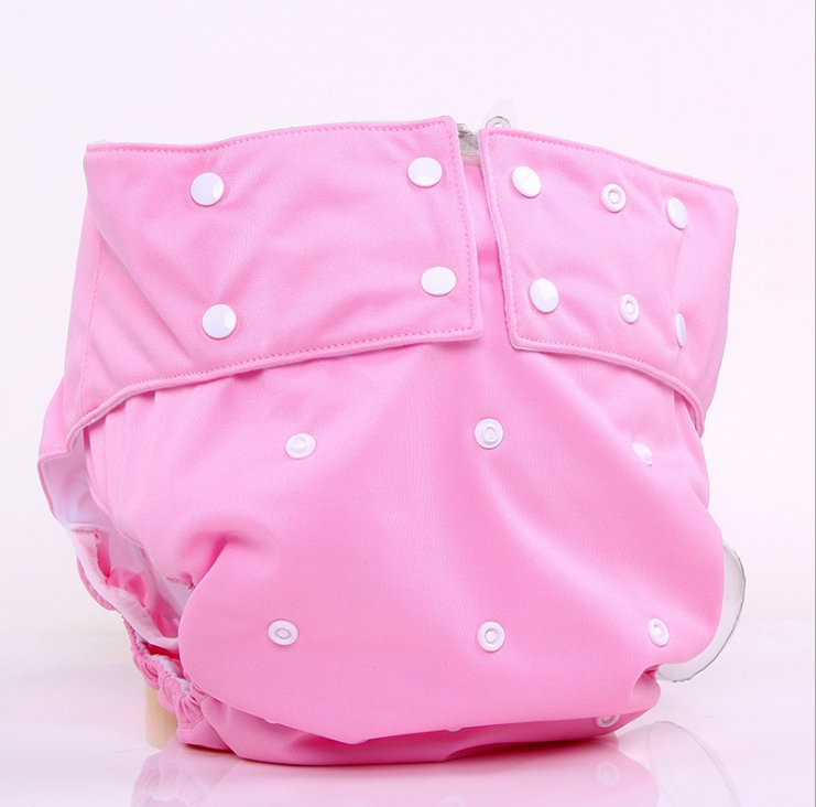 Adult Diaper Cloth Diapers Waterproof Underpants Adjustable Adult Underpants Teenager Reusable Underpants
