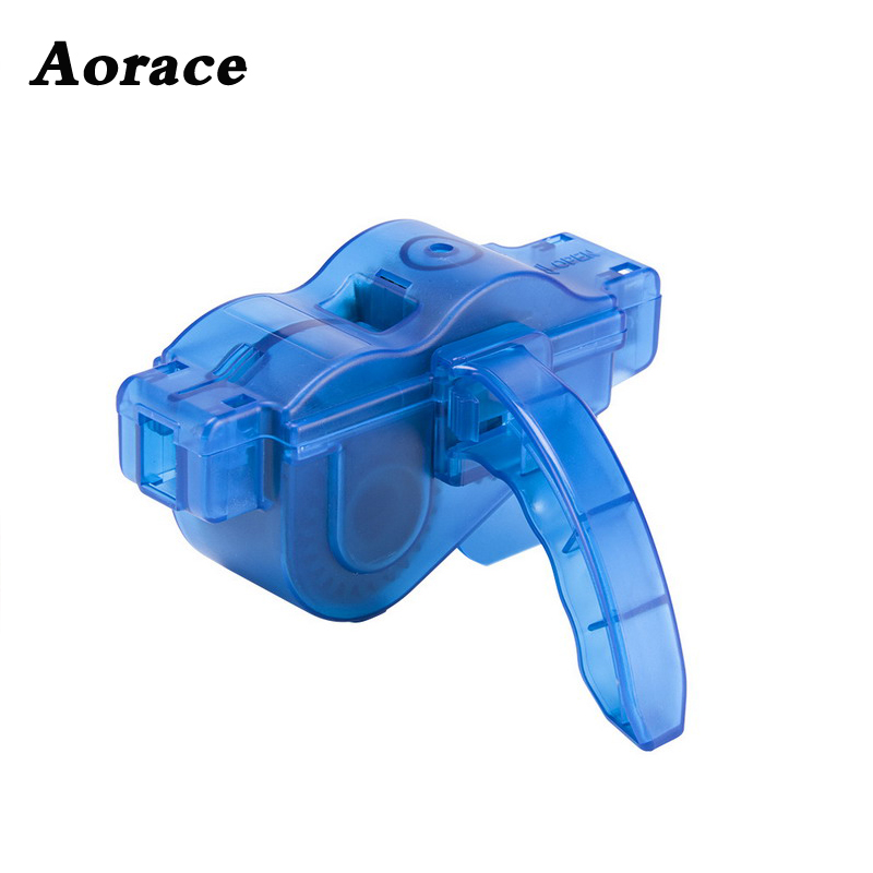 Cycling Bicycle Chain Wheel Wash Cleaner Tool Cleaning Brushes Set Repairtool BE