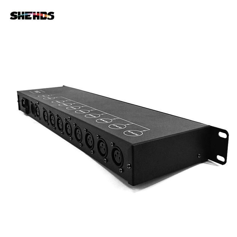 Stage Light Controller DMX512 Splitter Light ազդանշանային - Կոմերցիոն լուսավորություն - Լուսանկար 2