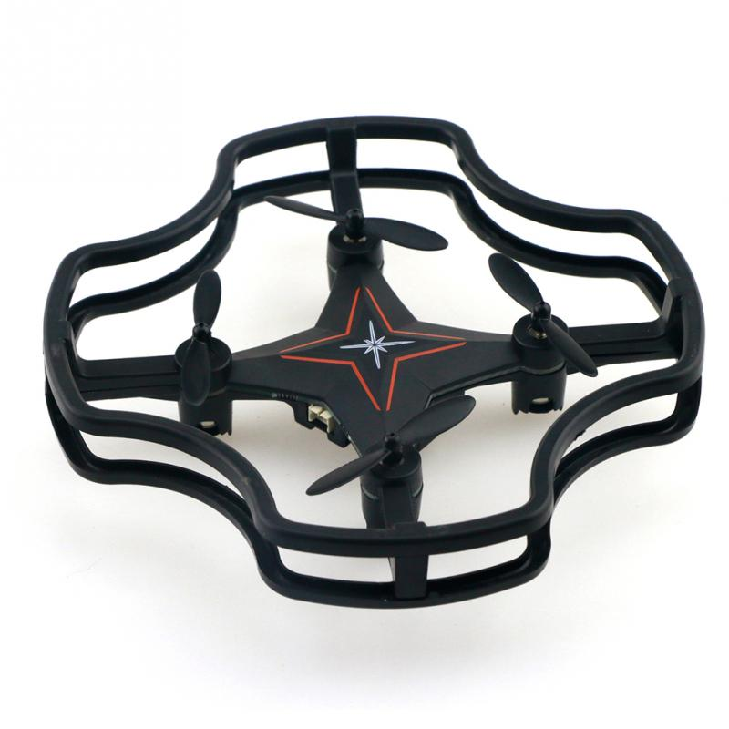 F15 Drone Foldable Pocket 4CH RC Quadcopter 360-degree flip and continuous roll Mini Drone