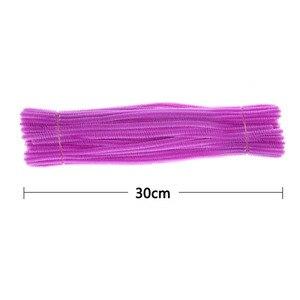 Image 3 - Bộ 100 Các Loại Màu Sắc Viền Dây Sang Trọng Viền Thân Cây Dây Sắt TỰ LÀM Nghệ Thuật Thủ Công Gậy Chụp Hình Trang Trí Tiệc Ống Bụi 6mm x 12inch