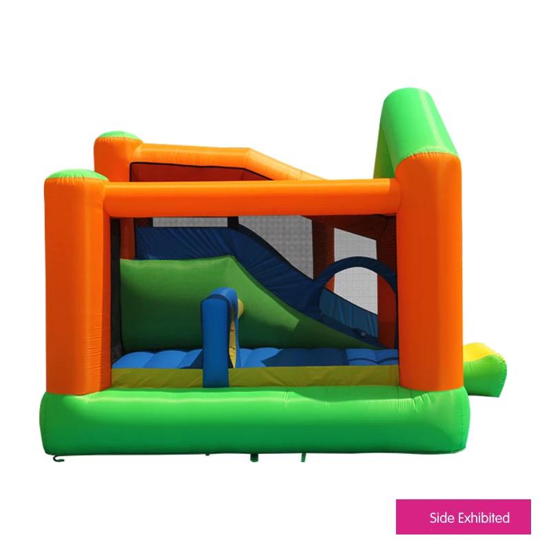 HTB1B3DwPFXXXXb.XFXXq6xXFXXX9 - Mr. Fun Inflatable Trampoline Bounce House with Slide with Blower