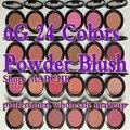 Wholesale - 96Pcs/Lot Brand Makeup Sheertone shimmer Powder Blush 6G 24 colors available