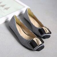 Fashion Women S Shoes Comfortable Flat Shoes New Arrival 3088 Ballet Flats Shoes Large Size Shoes