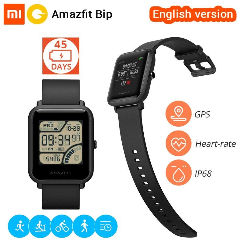 Xiaomi Huami Amazfit Bip Smart Watch Hongkong English