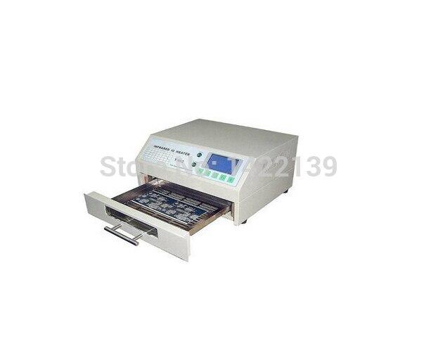 T962 infrarouge IC chauffage automatique four à reflux SMD BGA 180x235mm à souder