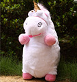 Fluffy Unicorn Soft Plush Doll  Kids  Despicable Me  New Brinquedos Minions Soft Stuffed Animal Plush Toys Dolls 40cm