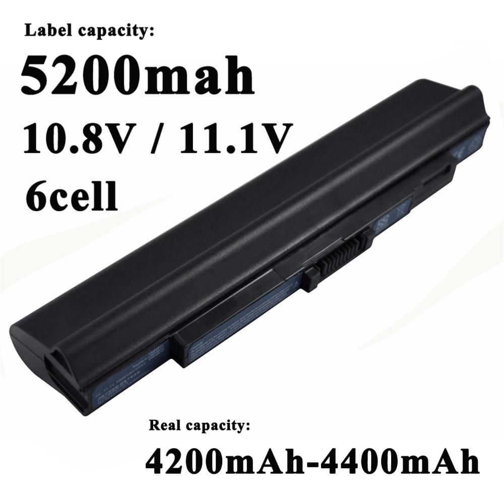 Аккумулятор для Acer Aspire One d531h AO751 751 H ZG8 ZA3 um09a31 um09a41  um09a71