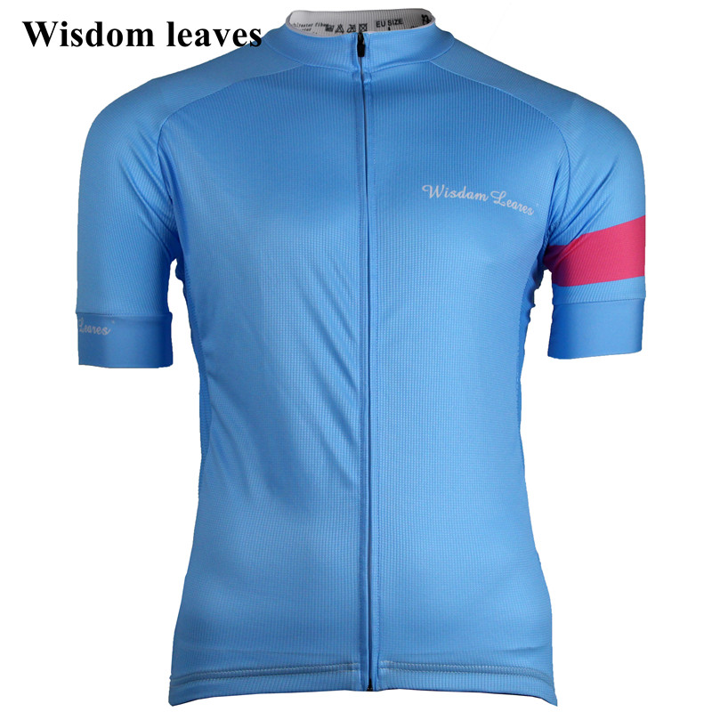 Wisdom Leaves 2017 Men cycling jersey t-shirt roupa Women bike maillot ciclismo equipos Team cycling clothing camisa ciclismoWisdom Leaves 2017 Men cycling jersey t-shirt roupa Women bike maillot ciclismo equipos Team cycling clothing camisa ciclismo