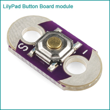 New LilyPad Button Board module for arduino
