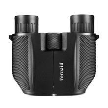лучшая цена High times 10X25 HD All-optical green film waterproof binoculars telescope for trave hiking tourism binoculars hot selling