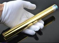 High Powered Starke Leistung Militär Blaue Laser-Pointer 5000 mw 450nm Brennendes Streichholz/trockenes Holz/Kerze/Schwarz/zigaretten + 5 kappe