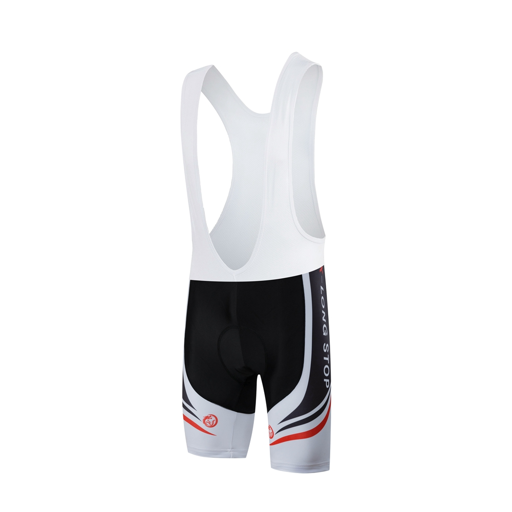Prix pour X-LONG ARRÊTER Noir Blanc Vélo Cuissard Hommes Cycling Team vêtements vélo à manches courtes Vélo porter Respirant