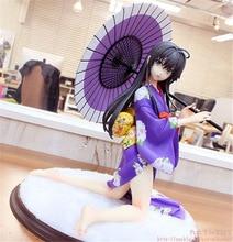 NEW hot 18cm My Teen Romantic Comedy SNAFU Yukinoshita Yukino kimono Action figure toys collection doll