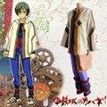 Ikoma cosplay costumes Japanese anime Kabaneri of the Iron Fortress clothing(full set)