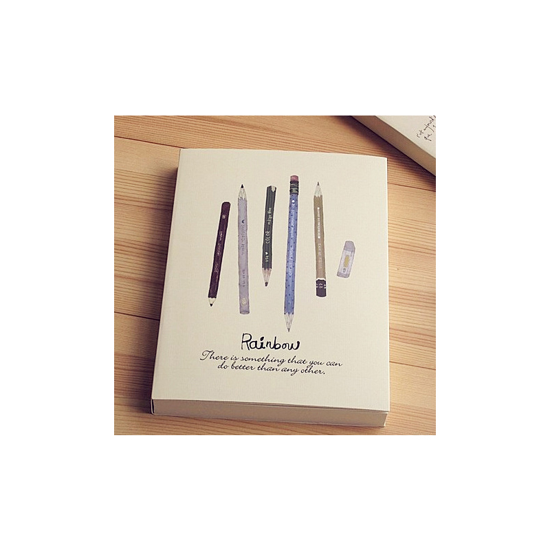 FGHGF New Sketchbook Diary for Drawing Painting Graffiti Soft Cover Paper Sketch Book Notebook Office School Supplies Gift
