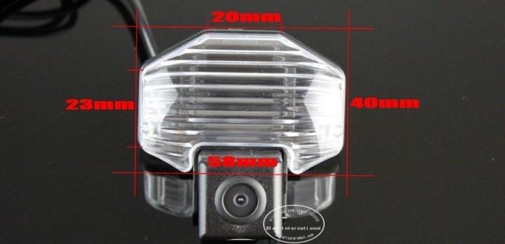 Liislee автомобильная парковочная камера для Toyota Auris Blade/Автомобильная камера заднего вида/HD CCD RCA NTST PAL/светильник для номерного знака CAM
