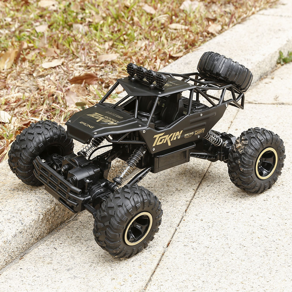 Flytec 6026 Remote Control RC Cars Toys 1:12 2.4G 4WD High Speed Climbing Car Electric Racing RC Buggy Model Toy Gifts For Kids