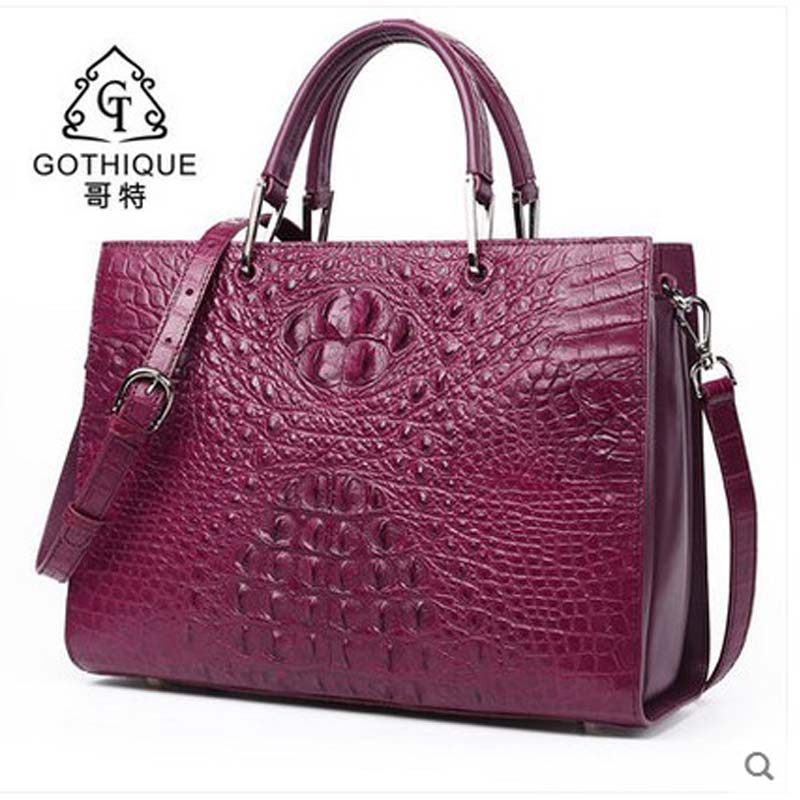 gete  real crocodile leather women handbag lady handbag ladies' bag women bag new arrival 2017 gete new python leather women handbag lady real snake dinner women purse large capacity grab bag girl women cluth bag wallet