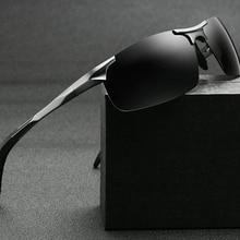 Interior Accessories>Driver Goggles UV400 Gafas De Sol Sunglasses Polarized Men Women Outdoor Sport Sun Glasses