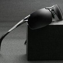 インテリアアクセサリー> ドライバゴーグル UV400 Gafas デゾルサングラス偏光メンズレディースアウトドアスポーツサングラス