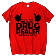 b7ab14e7 Unisex Drug Dealer T Shirt men Hip Hop tumblr pharmacist medicine funny Tee (China)