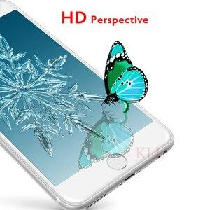 Image 4 - 4D Voor Iphone 7 Plus Beschermende Glas Volledige Cover (3D Bijgewerkt) gehard Glas Film Voor Iphone X 8 6S Plus Rand Full Screen Cover