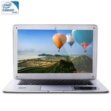 Zeuslap 14 inch 8 ГБ оперативной памяти + 64 ГБ SSD + 500 ГБ HDD Windows 7/10 система Dual диск Intel J1900 Quad Core ноутбук Лидер продаж