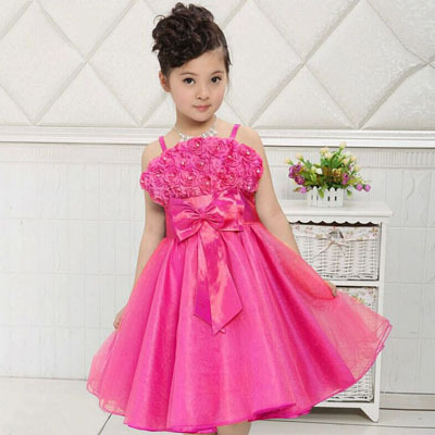 Aliexpress.com : Buy Children&39s Party Dress Summer Dress Bra ...