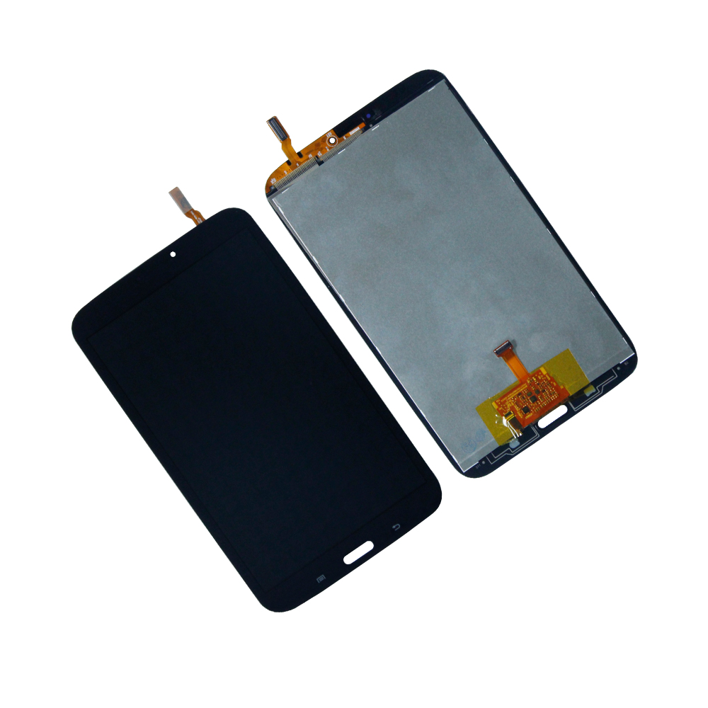 TouchScreen Digitizer LCD Display For Samsung Galaxy Tab 3 SM-T310 Assembly Tablet Panel LCD Minitor  Repair Parts  Black 7inch for samsung galaxy tab 3 lite 7 0 inch sm t113 t113 lcd display parts tablet pc